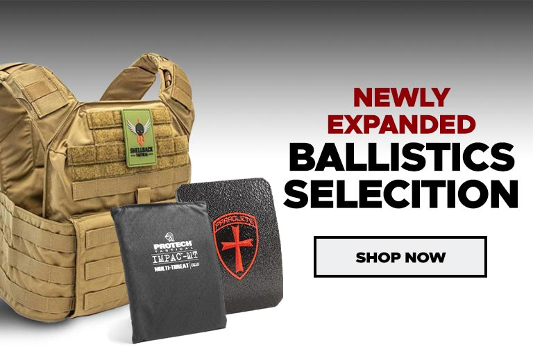 Expanded Ballistic Section