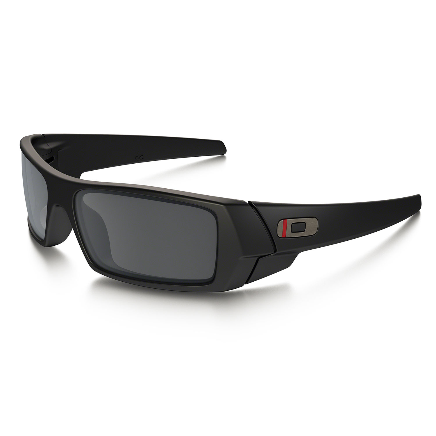 Oakley SI GASCAN THIN RED LINE SAT BLK W/BLKIRD