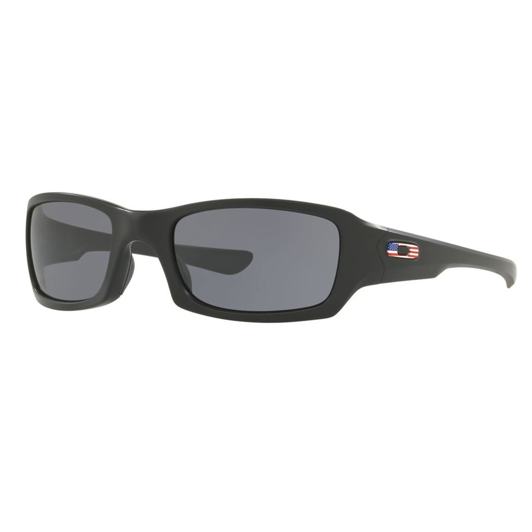 Oakley SI Fives Squared USA Matte Black with Gray Lens