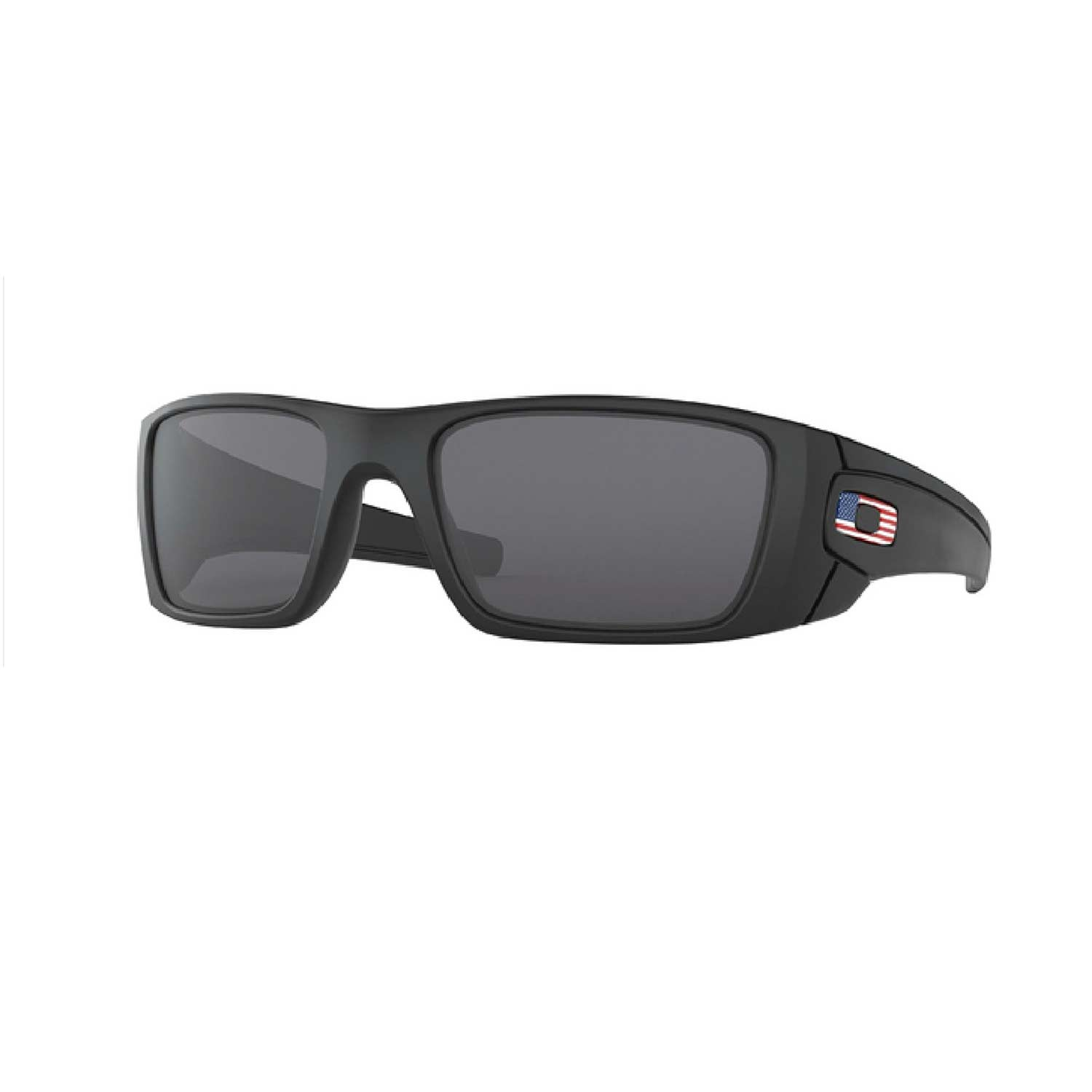 Oakley SI Fuel Cell Matte Blac Grey US Flag Icon