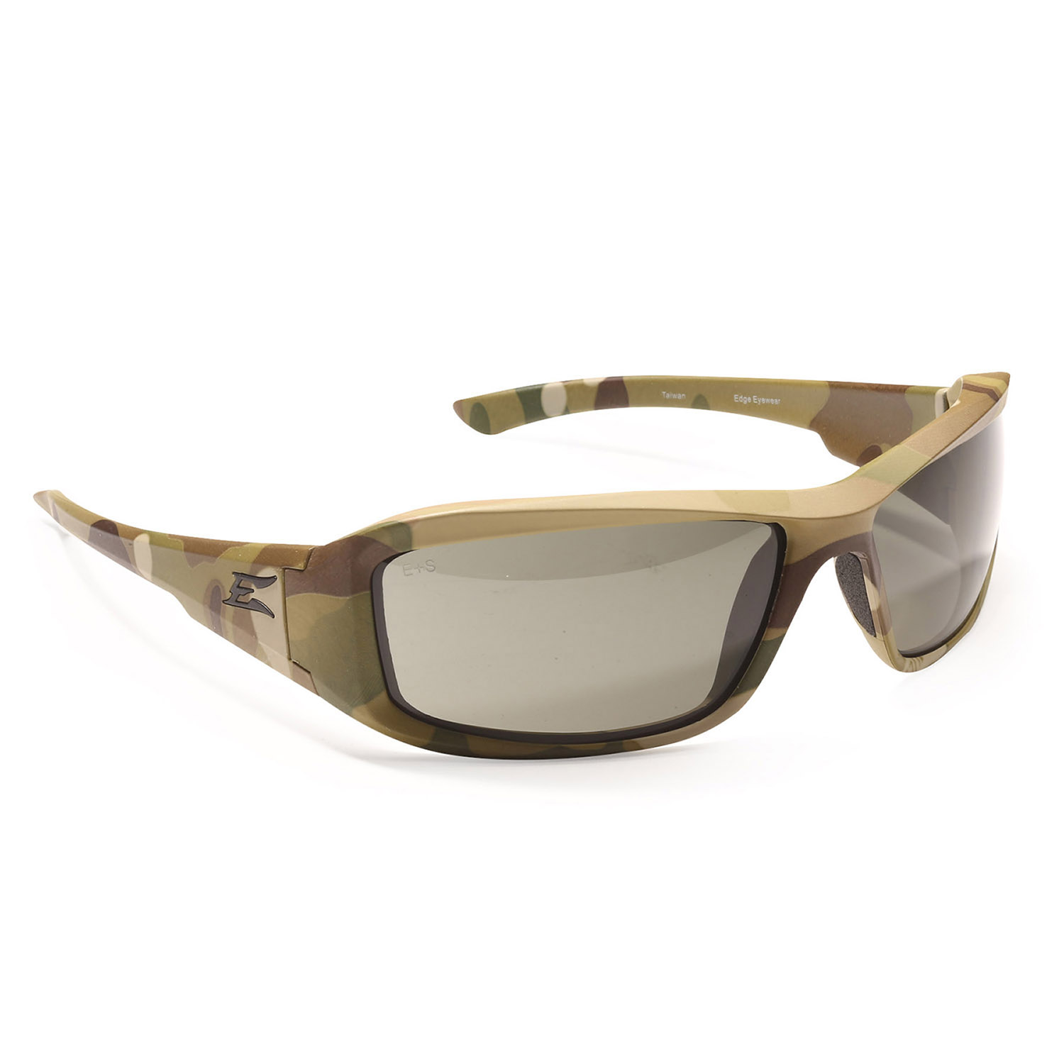 Edge Eyewear Hamel MultiCam Sunglasses with G-15 Lenses