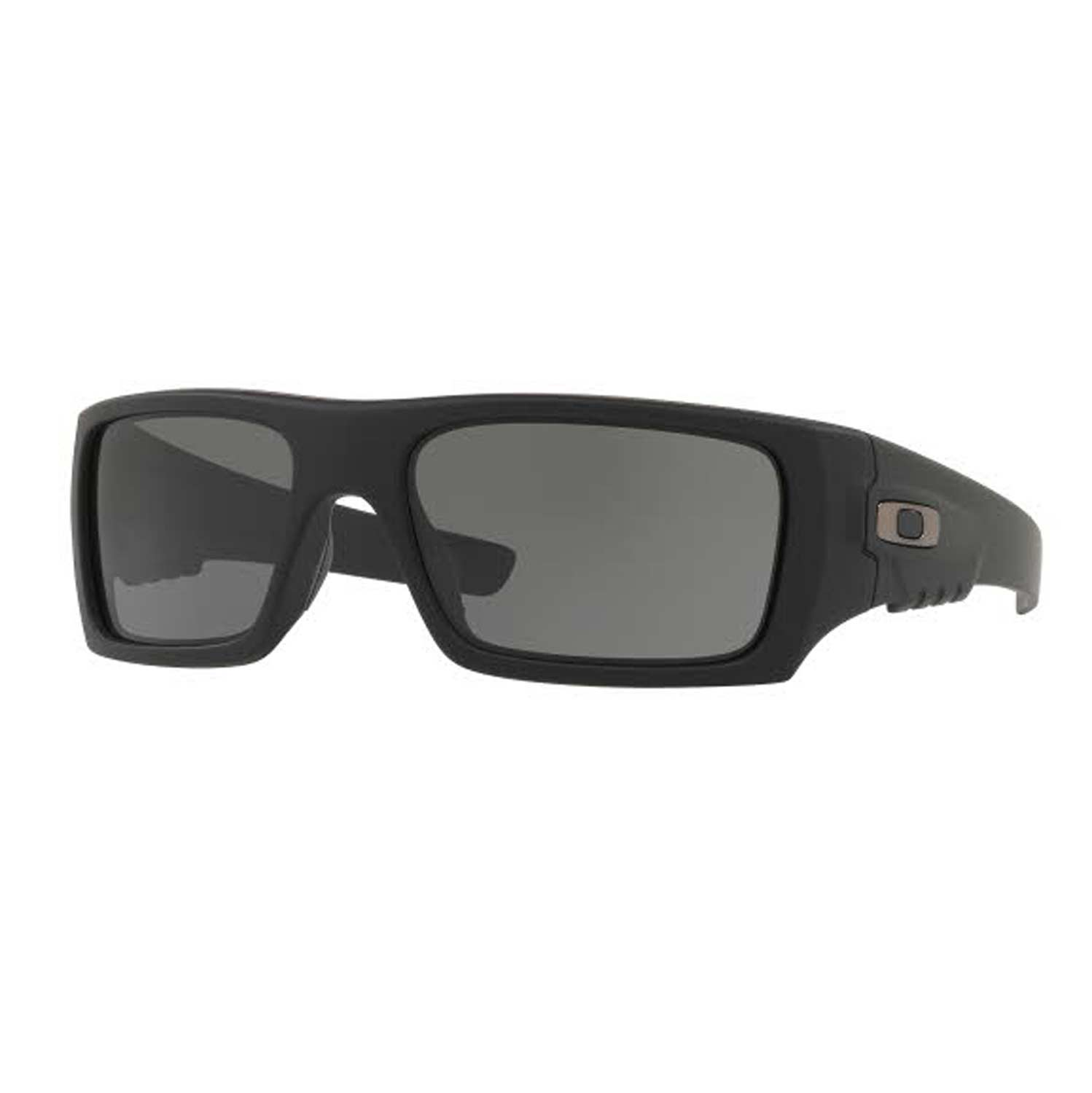 Oakley SI Det Cord Matte Black with USA Flag Grey