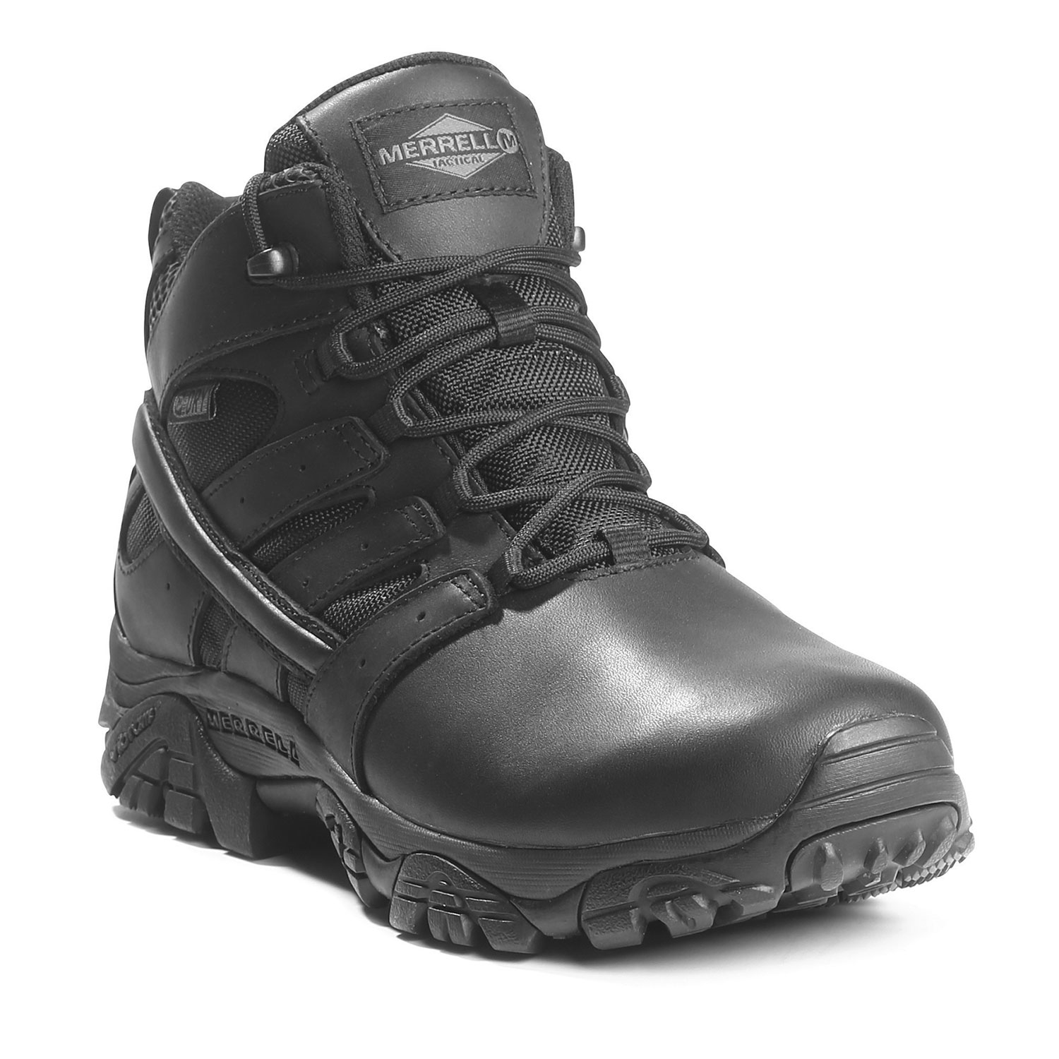 Merrell Women's Moab 2 Mid Tactical Response Waterproof Boot