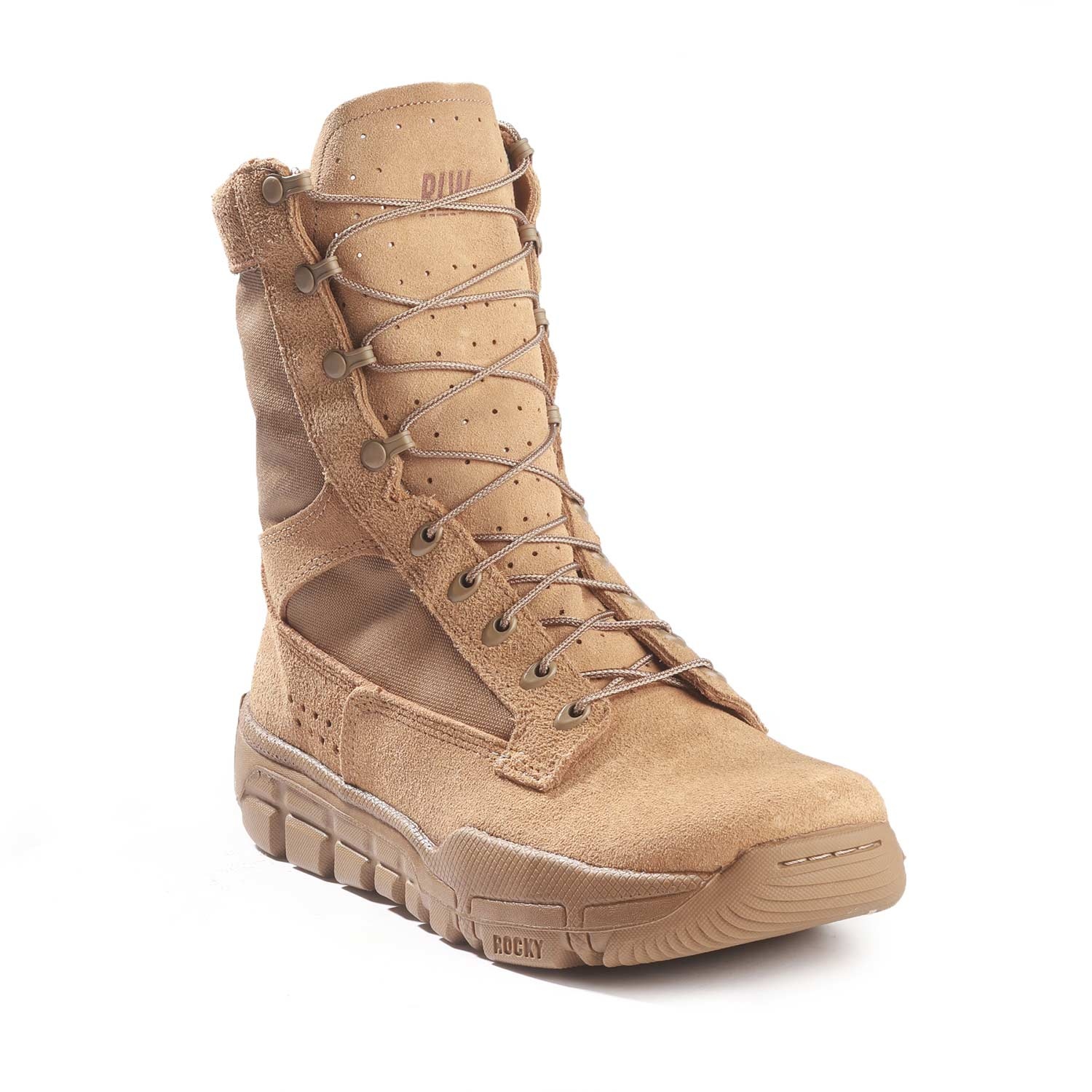 Rocky RKC042 Army Coyote Brown C6 Lightweight Boot-9M