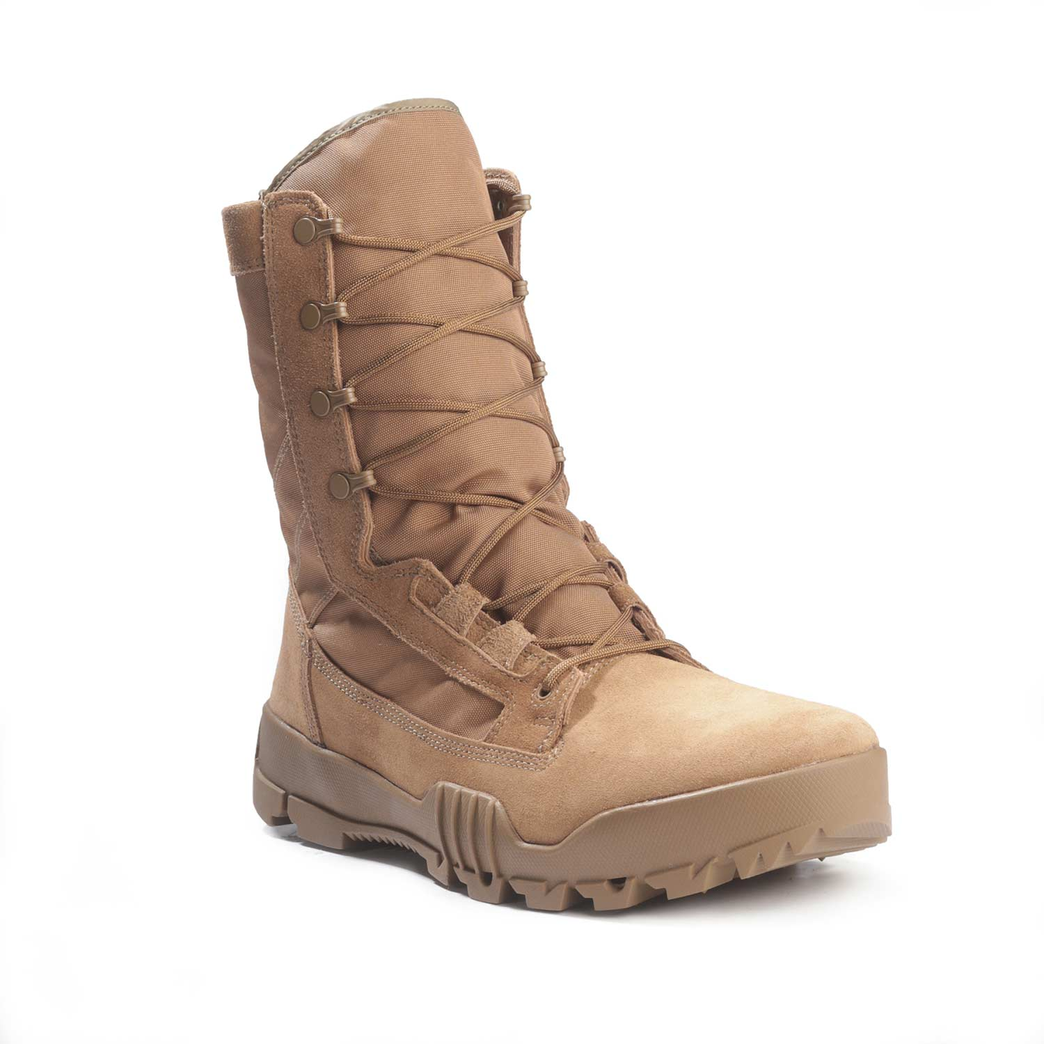 "Nike SFB Jungle 8"" Leather Boot (Coyote Brown)"