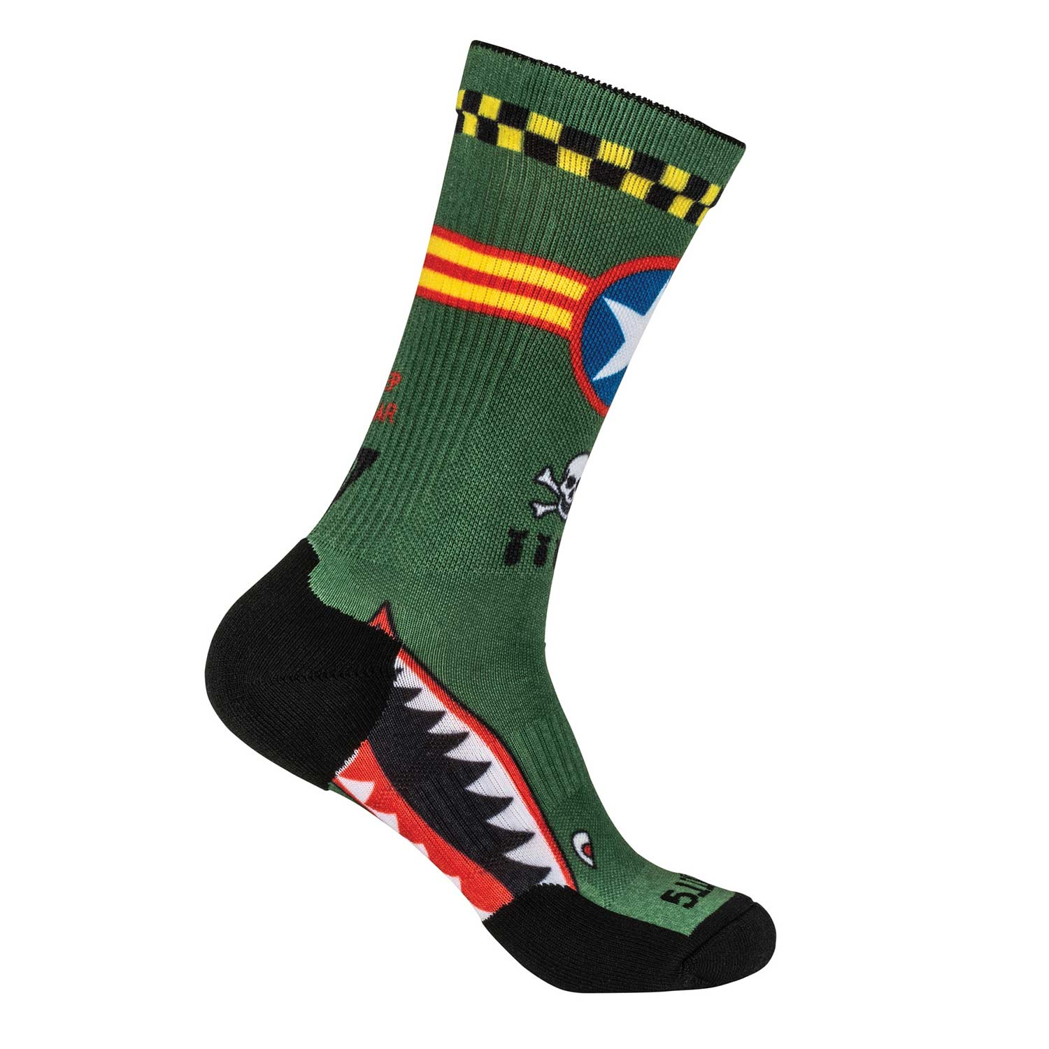 5.11 Sock and Awe Air Raid Crew Sock