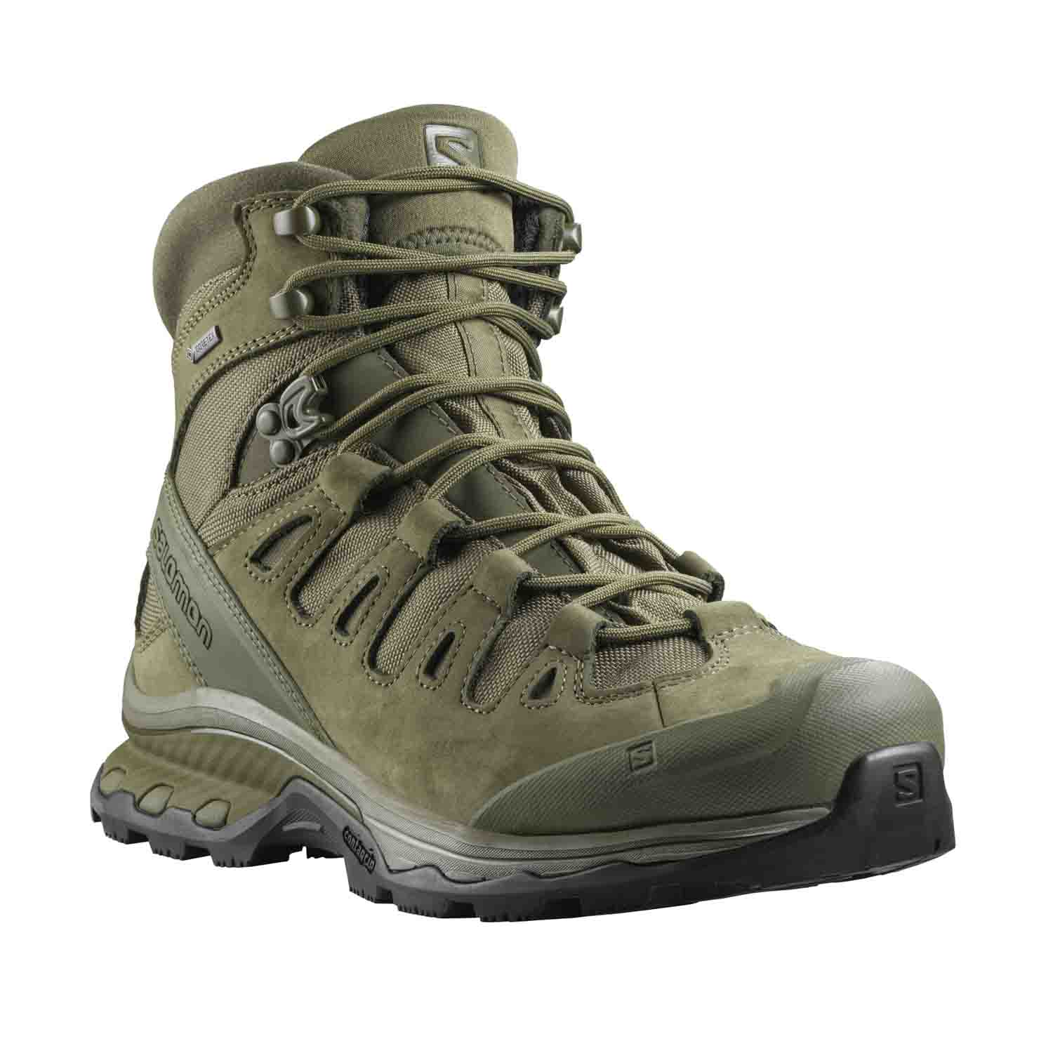 Salomon Quest 4D GTX Forces 2 Waterproof Tactical Boot, RGN