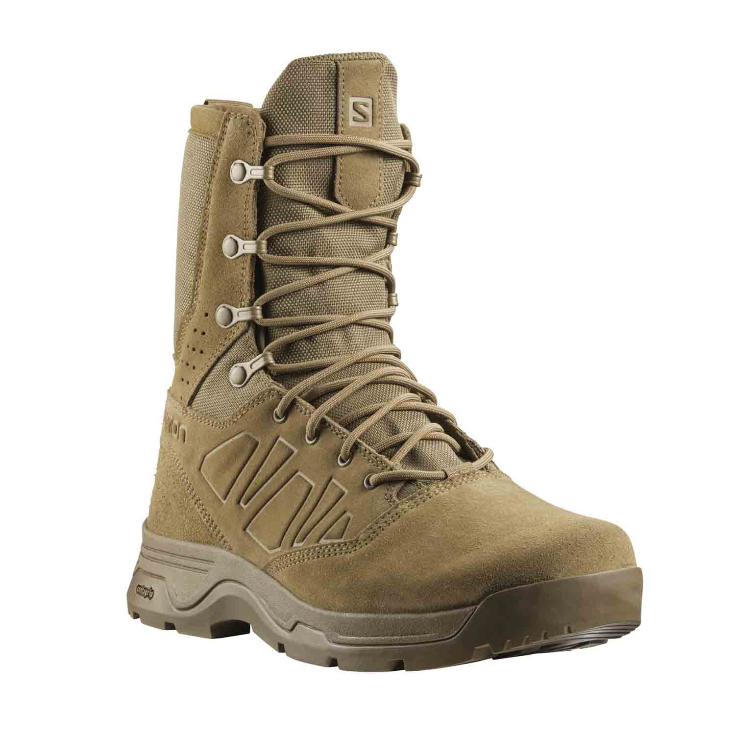 "Salomon Guardian CSWP Waterproof 8"" Duty Boot"