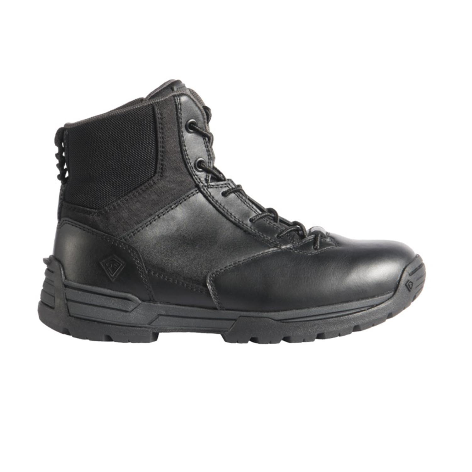 "First Tactical Women's 6"" Side-Zip Duty Boots"