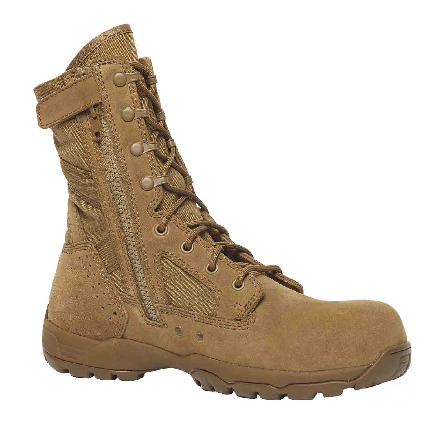 actical Research Flyweight TR596Z CT Side-Zip Comp Toe Boot