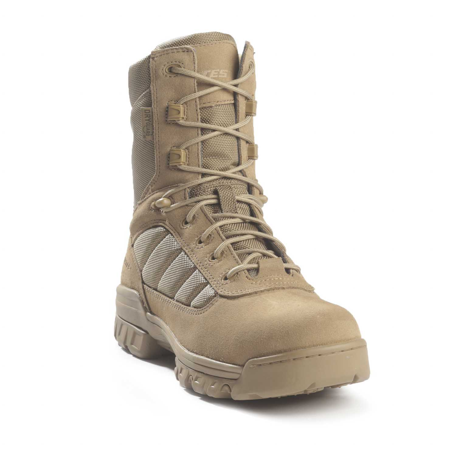 "Bates Coyote 8"" Tactical Sport DryGuard Side Zip Duty Boot"