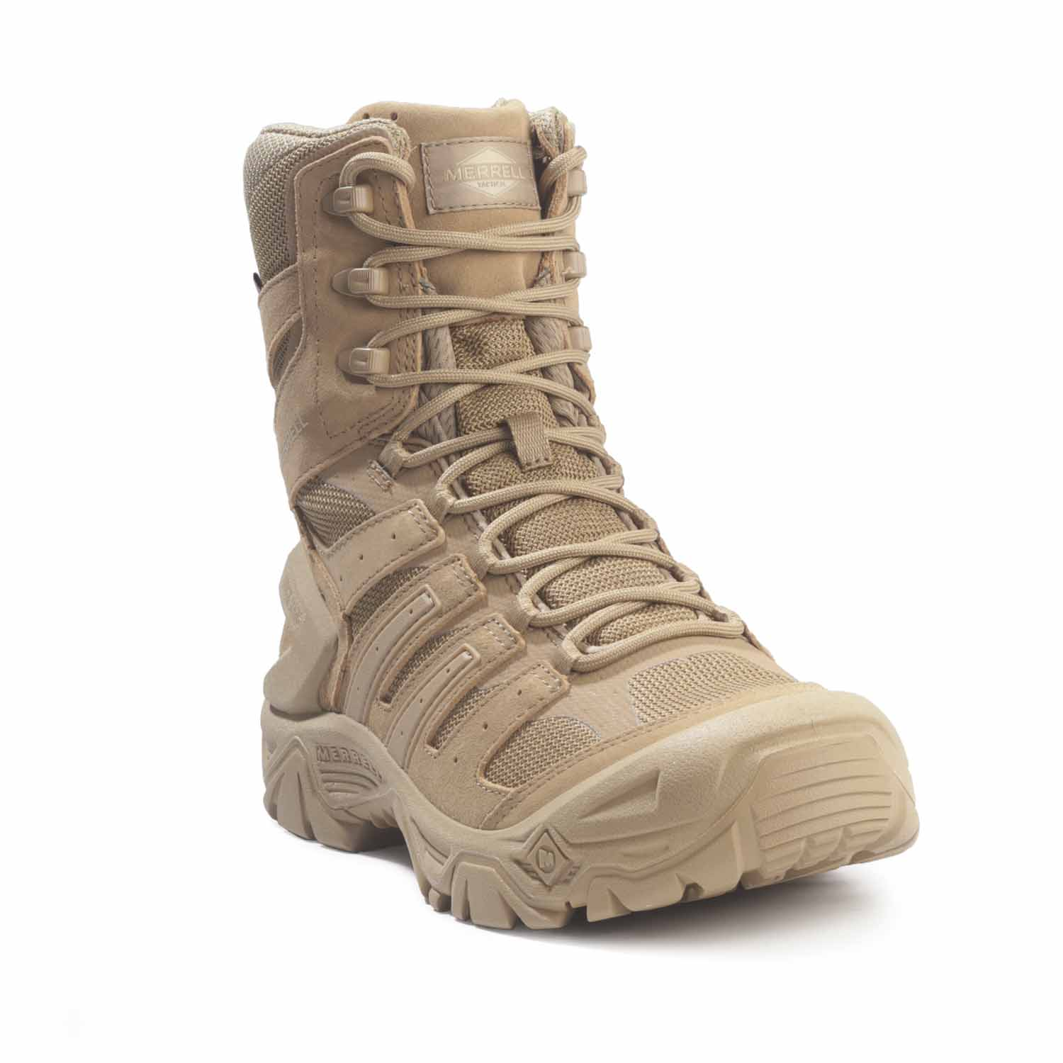 "Merrell Strongfield Tactical 8"" Waterproof Boot"
