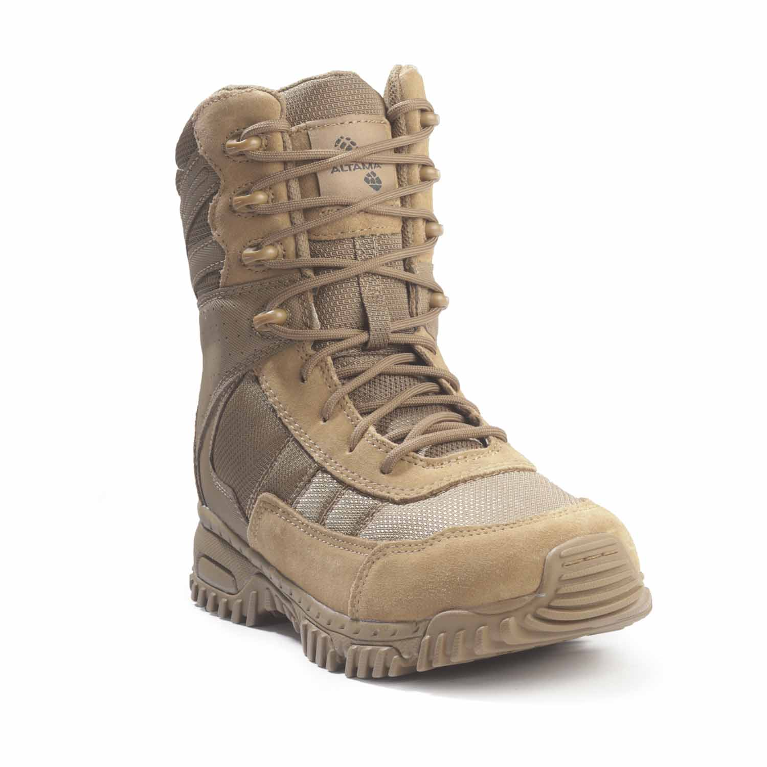 "Altama Vengeance 8"" Side Zip Duty Boot"