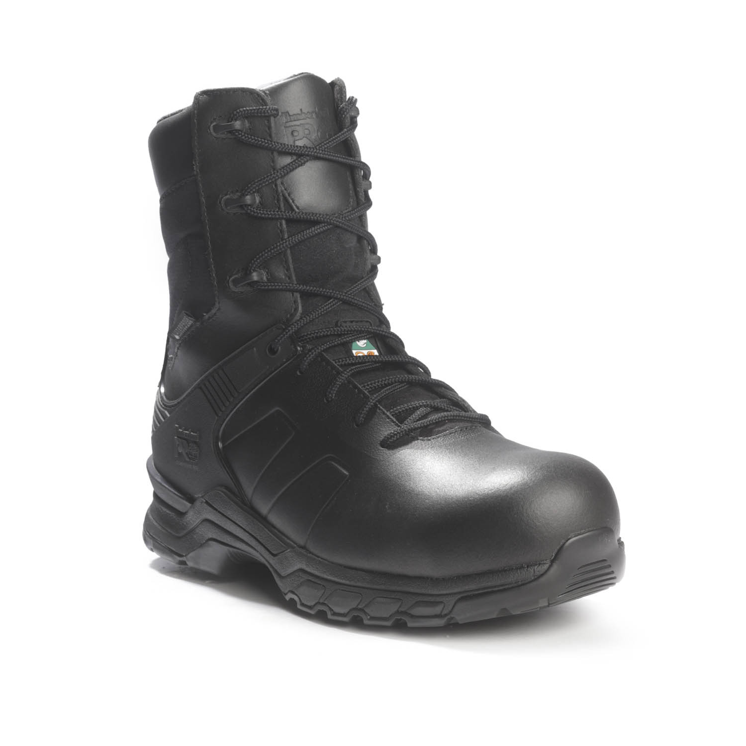 "Timberland PRO 8"" Hypercharge Comp Toe Boots"