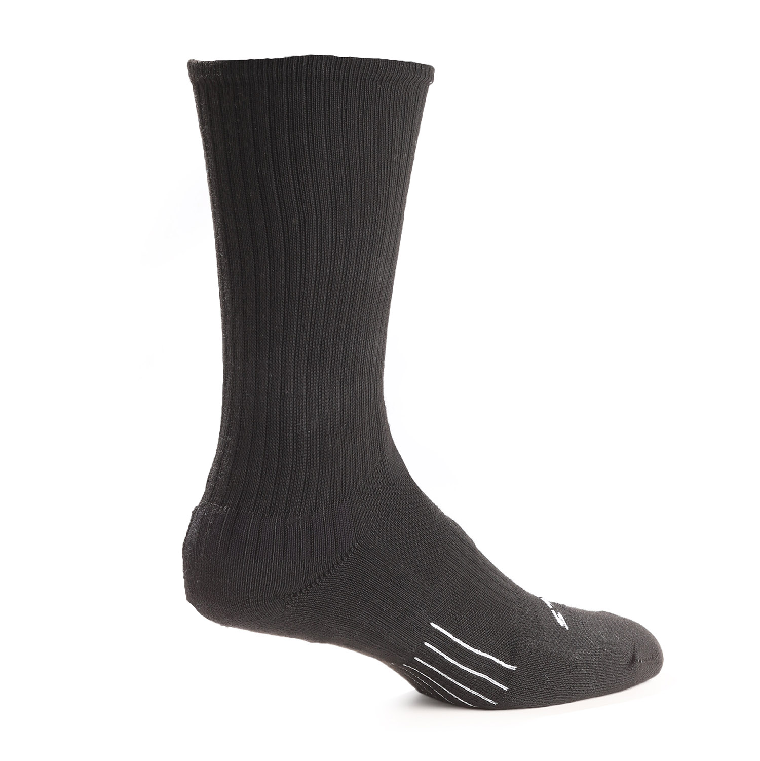 Galls Unisex Athletic Crew Sock (2 Pack)
