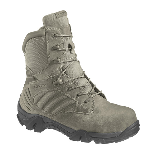 Bates GX-8 Side Zip Composite Toe Boot