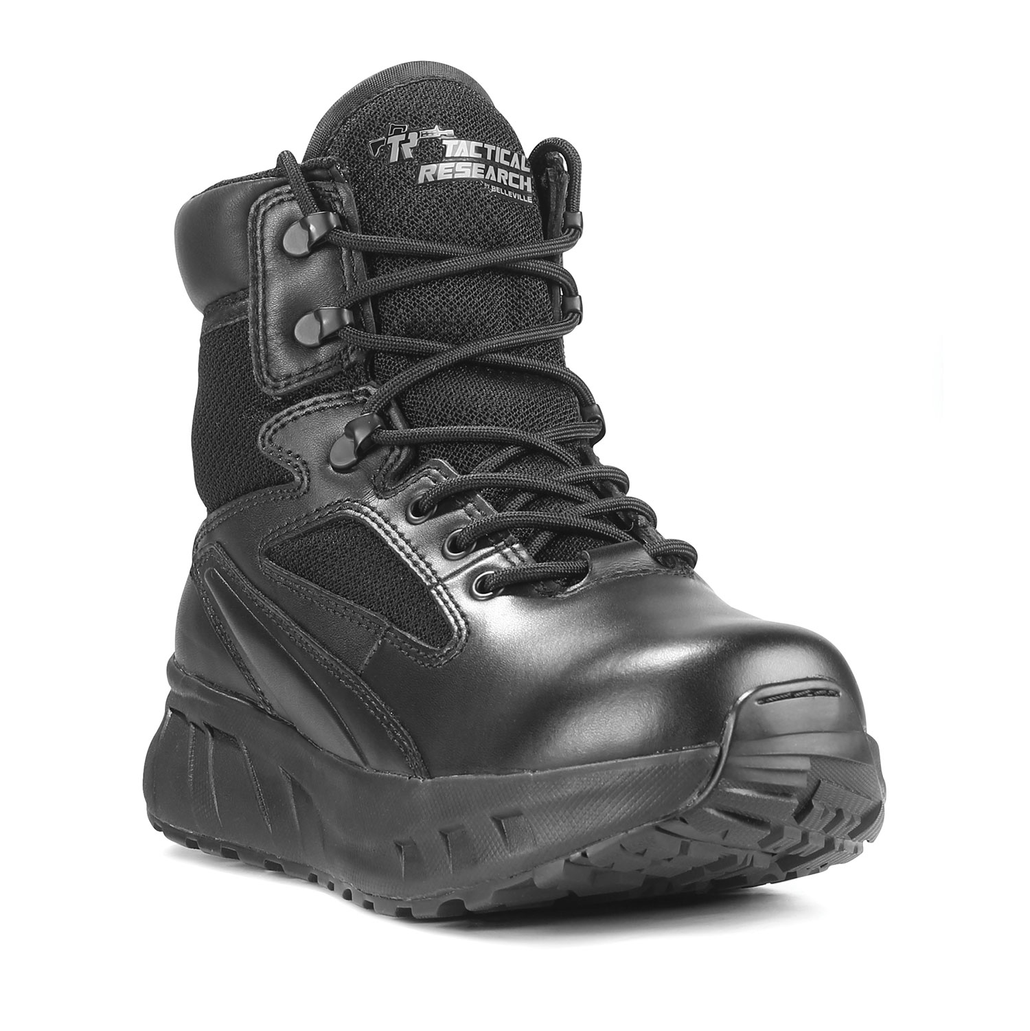 "Tactical Research MAXX 6"" Side Zip Boot"