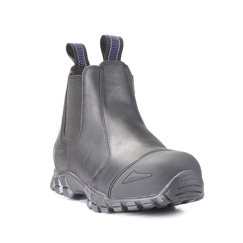 85242f37f13 Bates Shock Chelsea Comp toe Boots