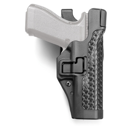 BLACKHAWK! SERPA Level III Duty Holster Plain or Basketweave