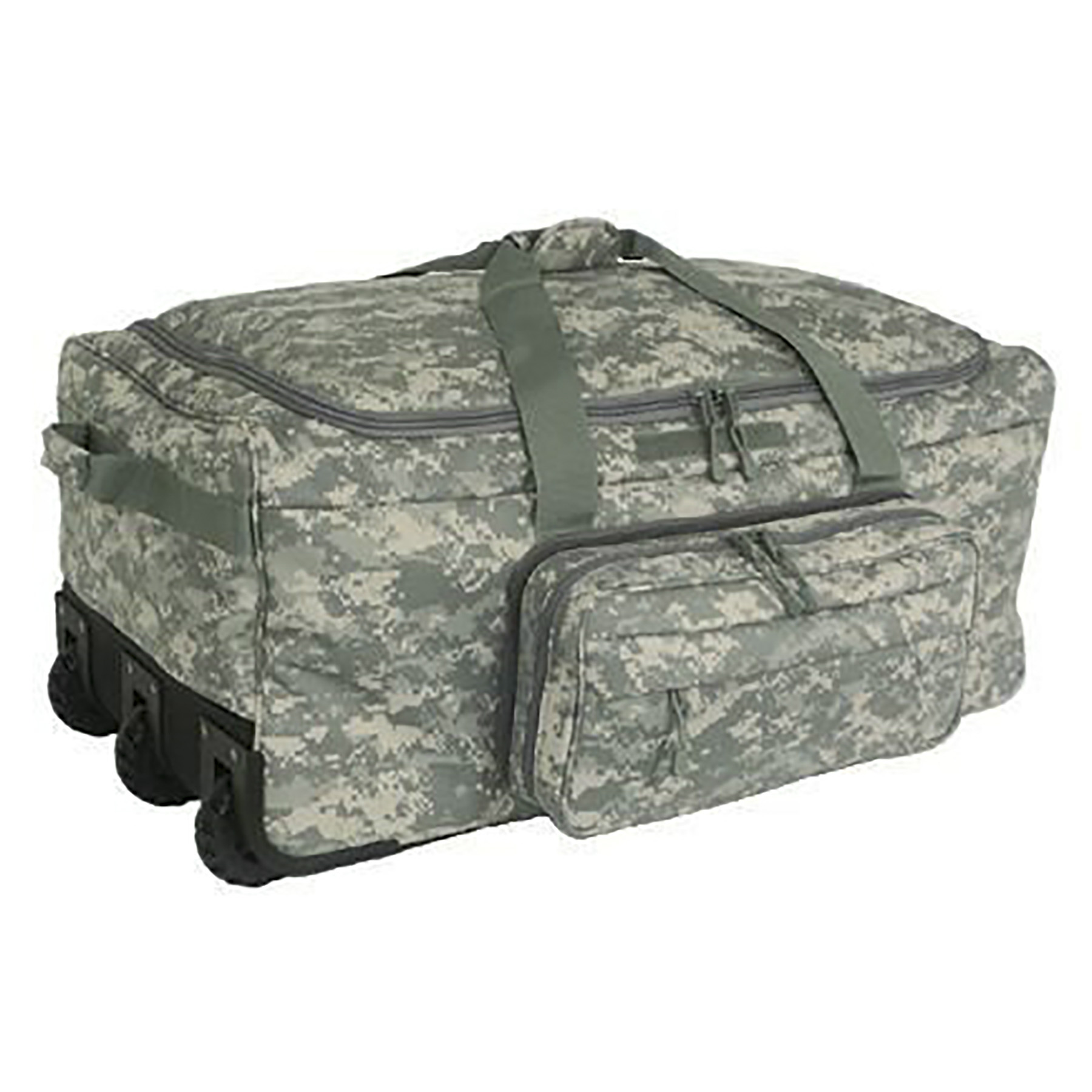 GSA approved Tri-wheeled Deployment/Container Bag