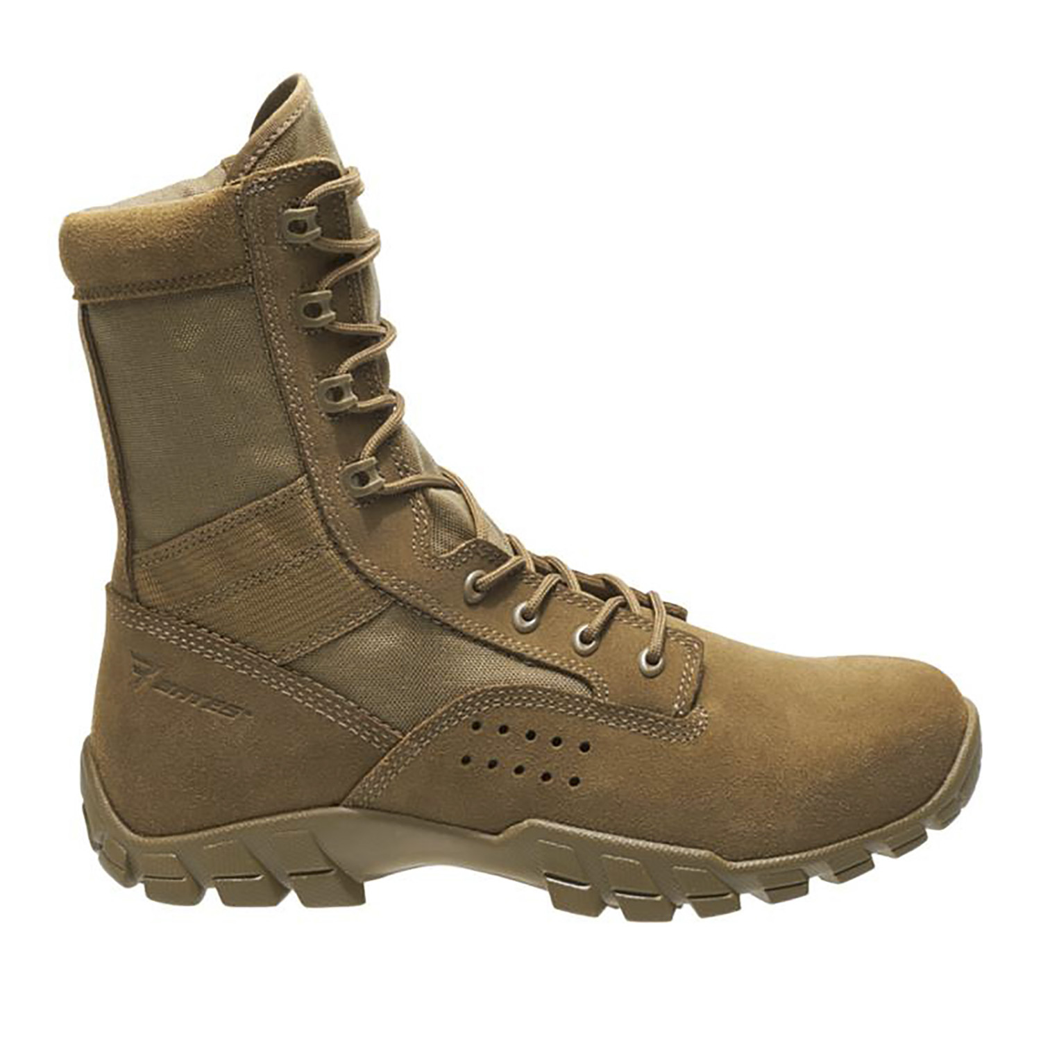 "Bates Cobra 8"" Hot Weather AR670-1 Jungle Boot (Coyote)"