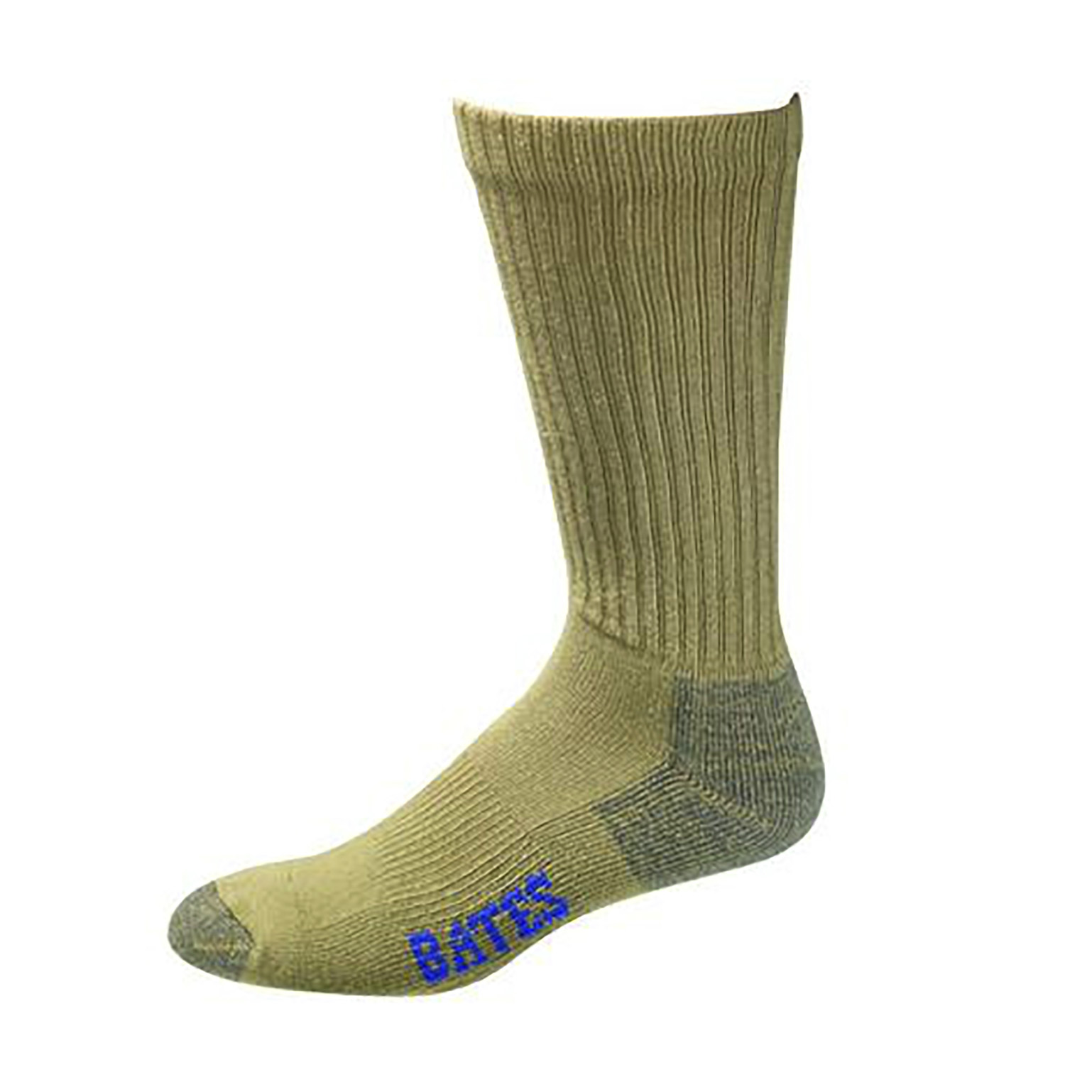 Bates Cotton Comfort Sock 3-Pack