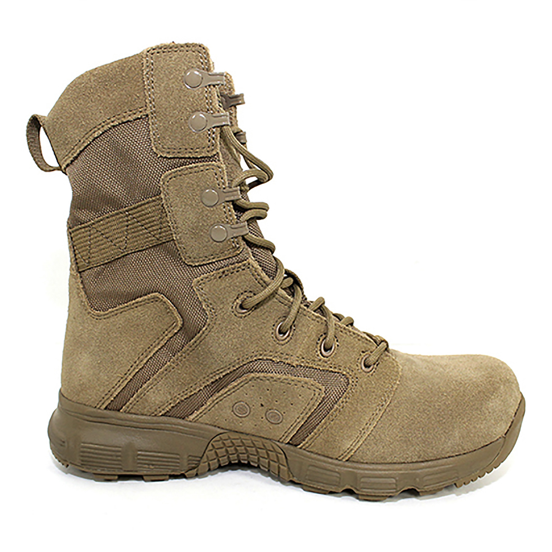 Reebok Patriot 1571C All Terrain Combat Boot (Coyote) - 6 M