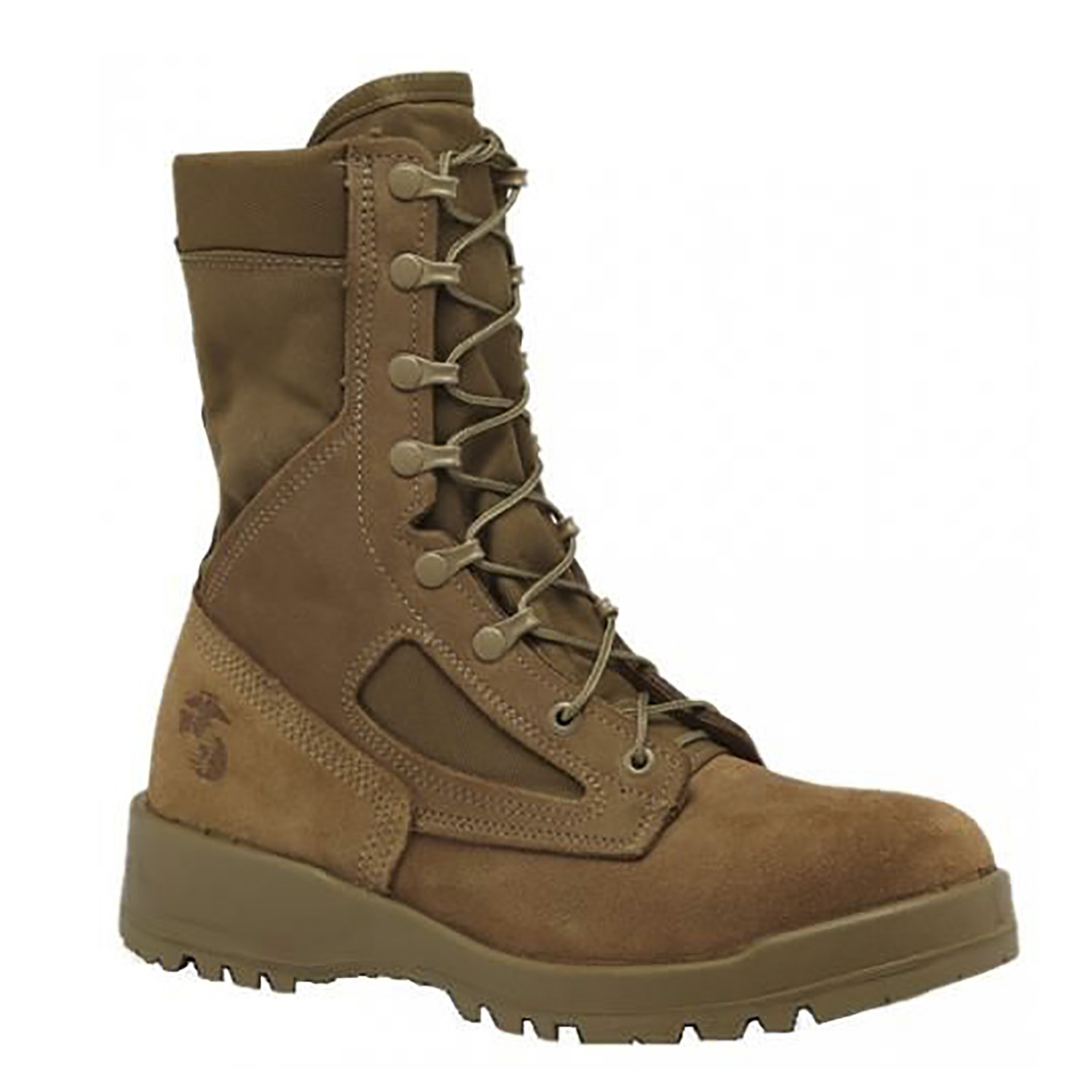 USMC Hot Weather Steel Toe Boot (EGA)