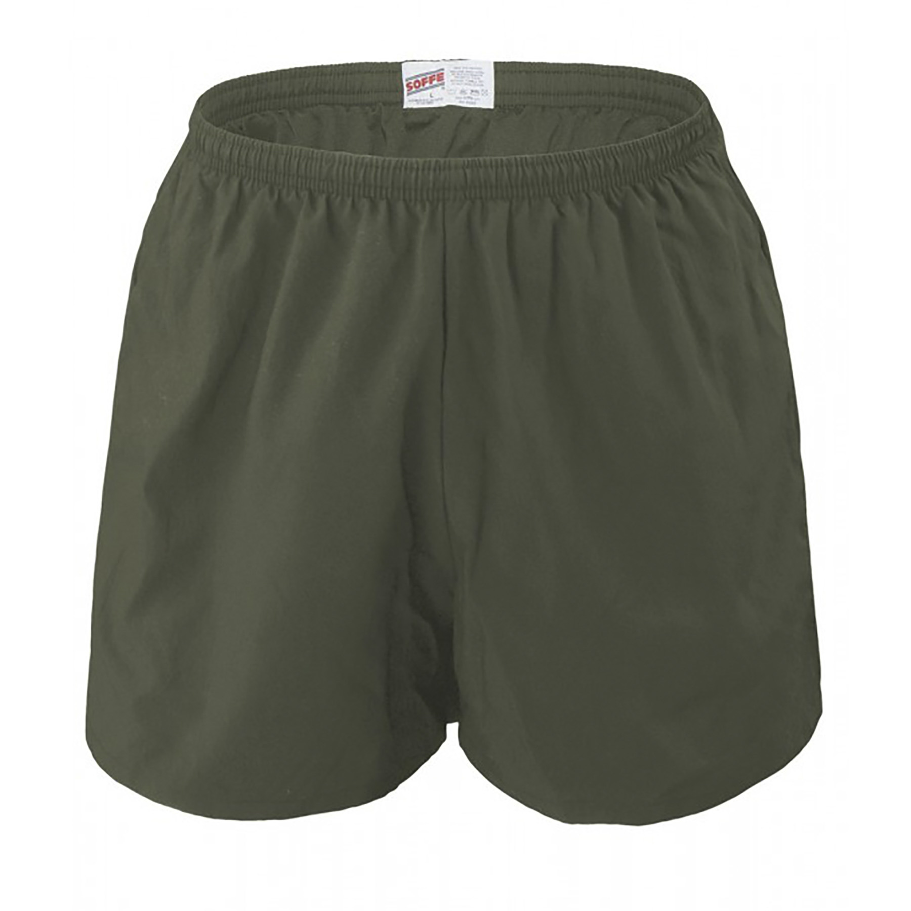 Soffe OD Green Performance Shorts