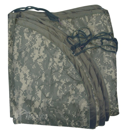 5ive Star Gear Poncho Liner (Woodland Camo)
