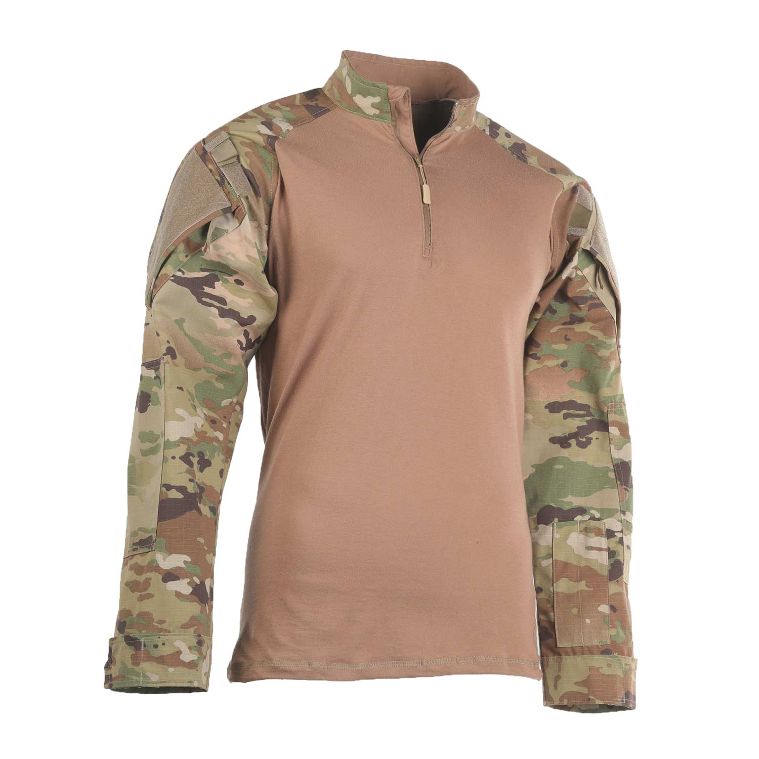 TRU-SPEC OCP Scorpion 1/4 Zip Combat Shirt