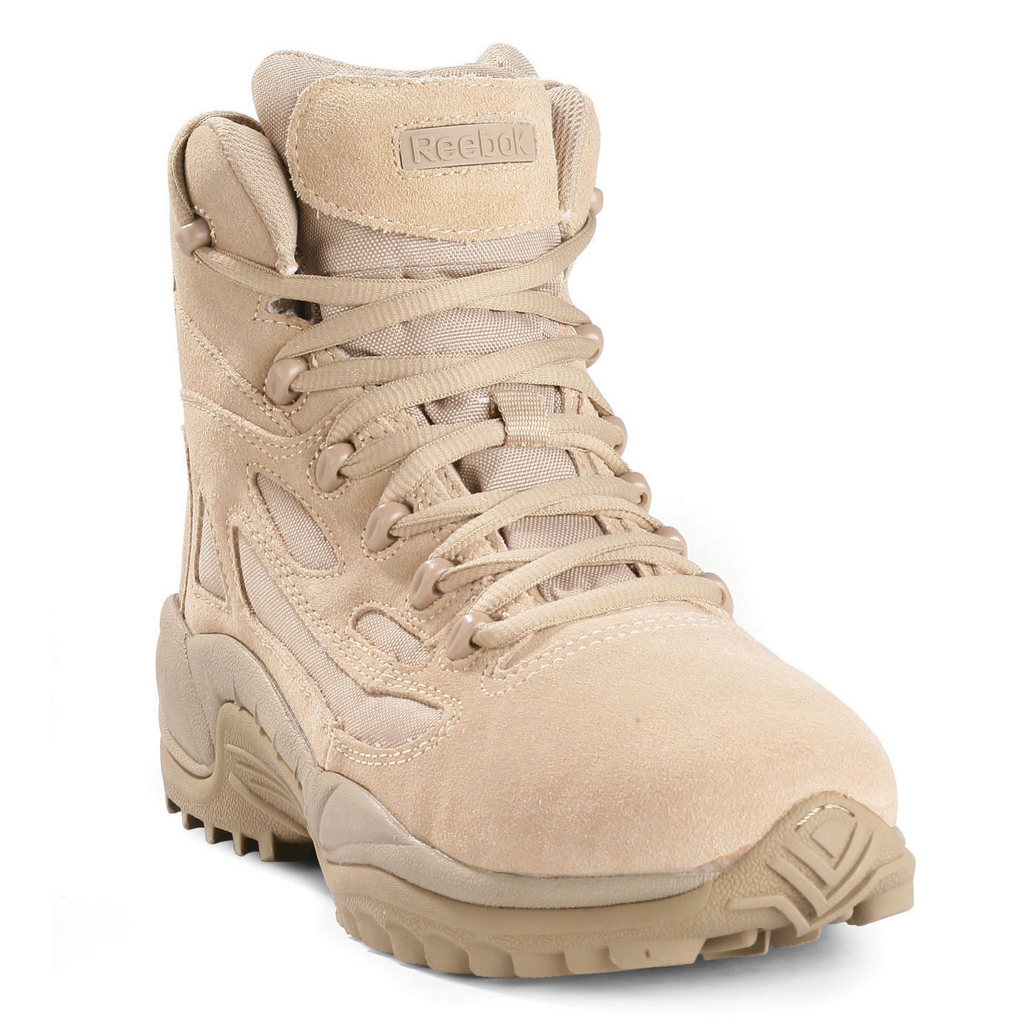 "Reebok 6"" Rapid Response Side Zip Boot"