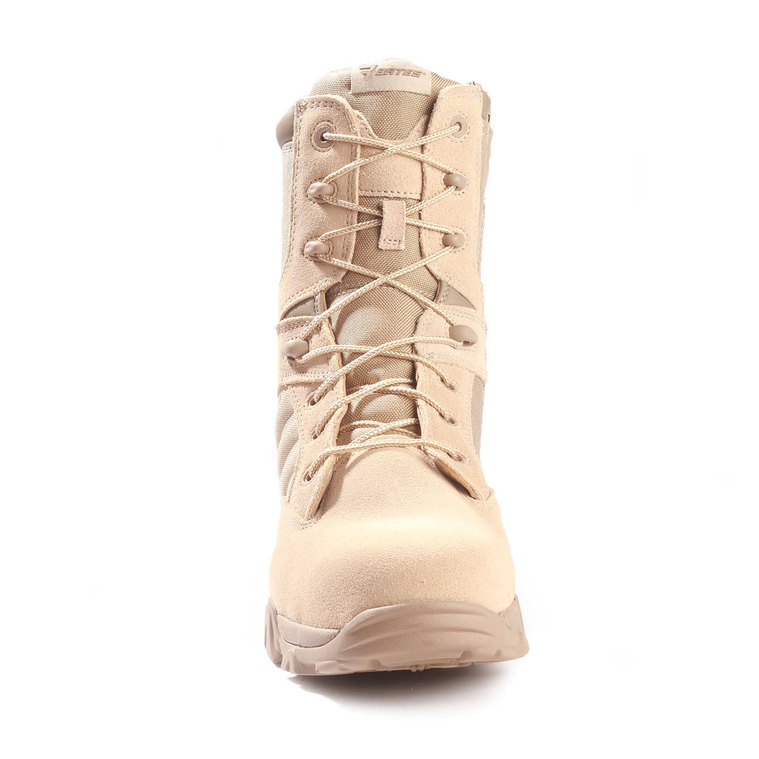 e678f575273 Bates GX-8 Desert Composite Toe Side Zip Boot.