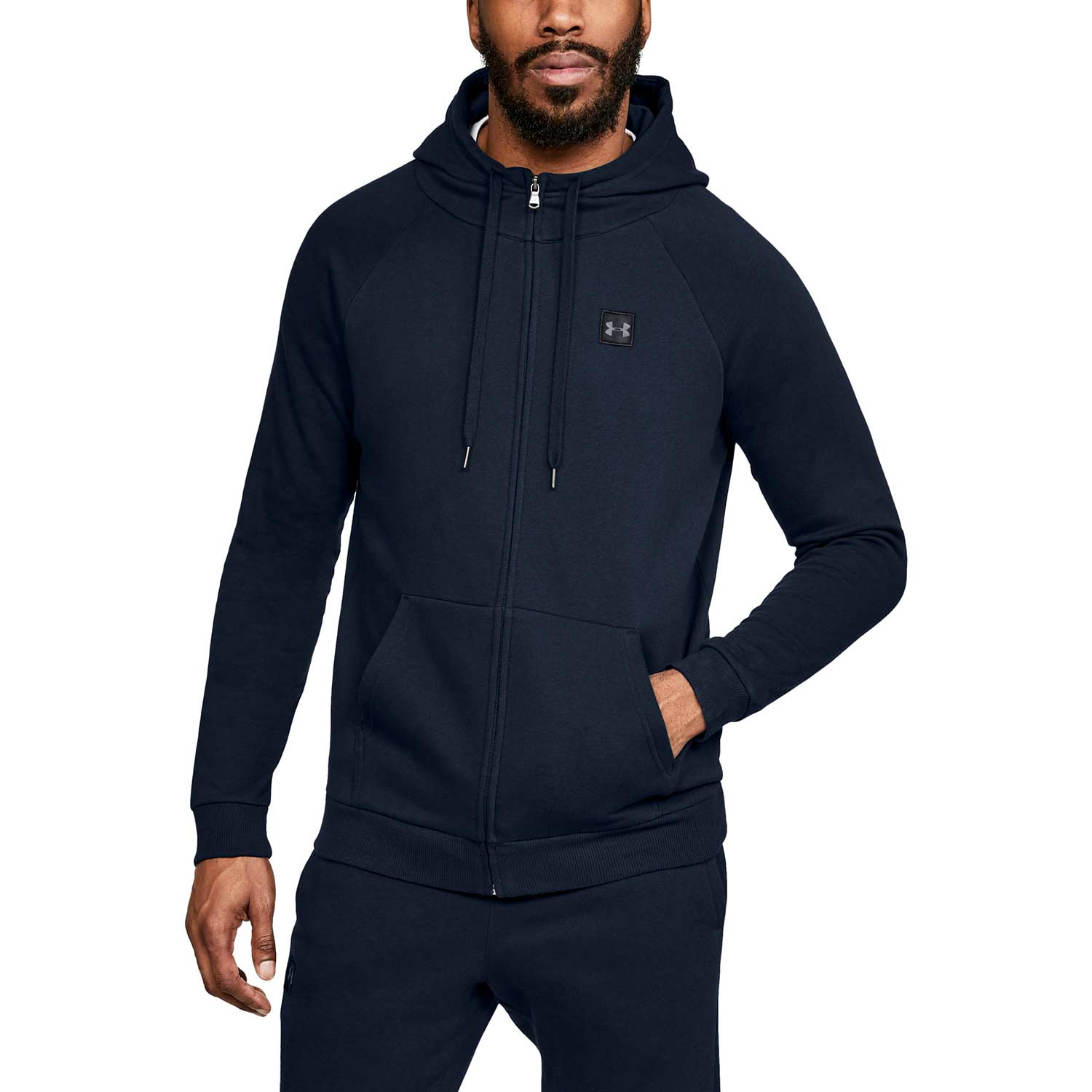 Under Armour Rival Fleece Full-Zip Hoodie