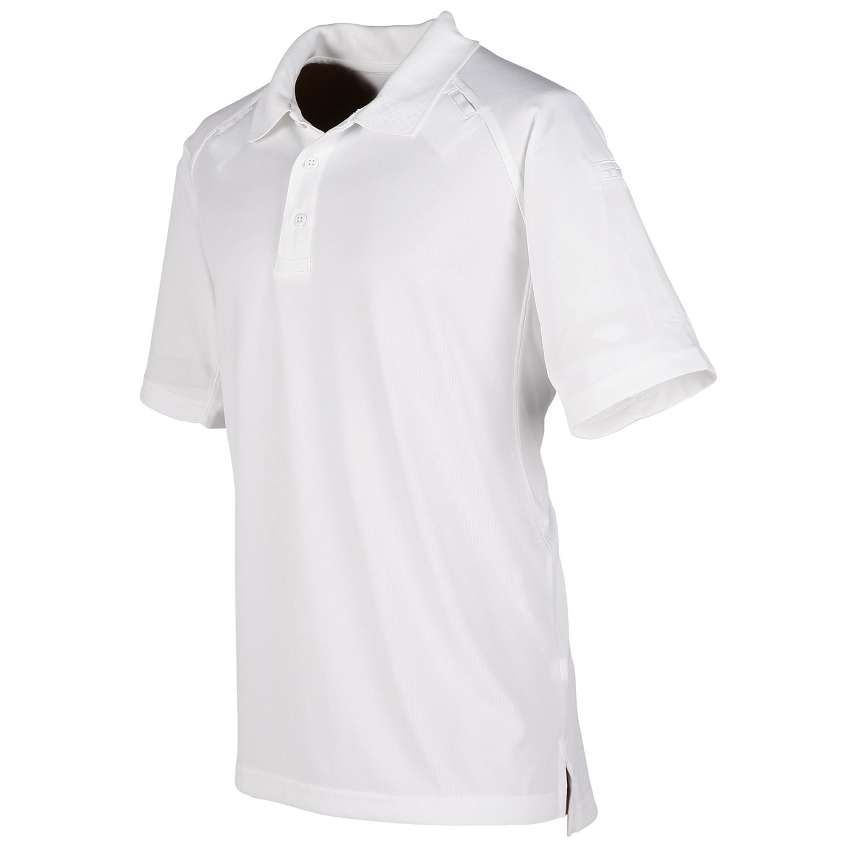 437b1e806 5.11 Tactical Men's Snag-Free Performance Short Sleeve Polo