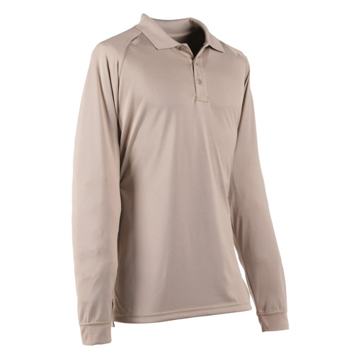 5.11 Tactical Men's Snag-Free Performance Long Sleeve Polo