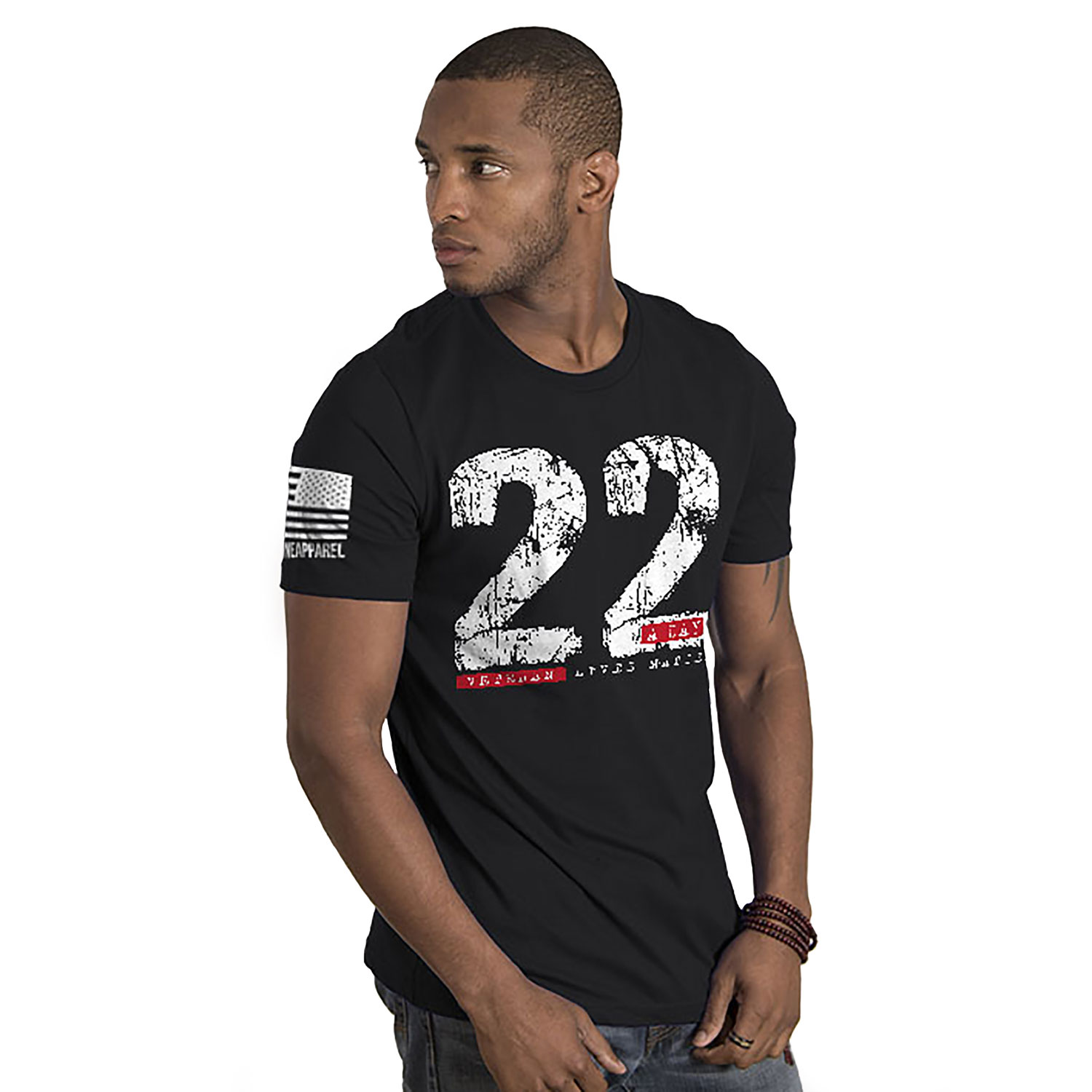 Nine Line 22 A Day T-Shirt
