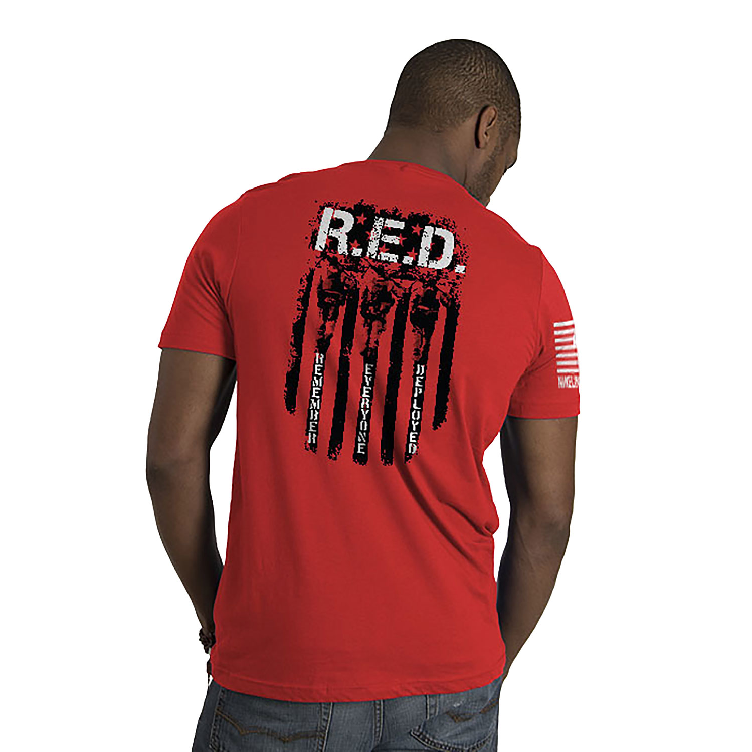 Nine Line R.E.D. (Remember Everyone Deployed) T-Shirt