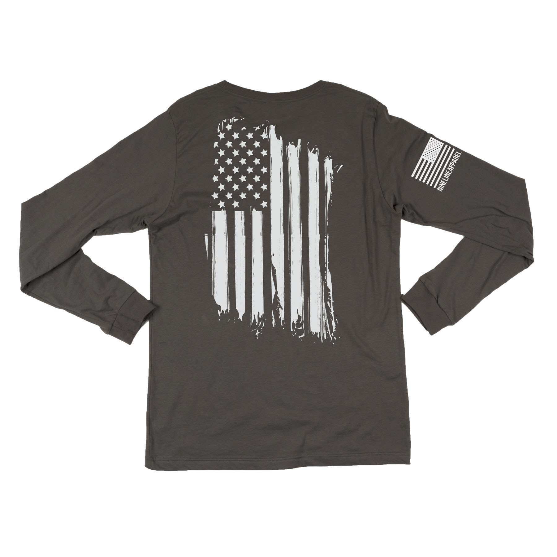 Nine Line America Long Sleeve T-Shirt