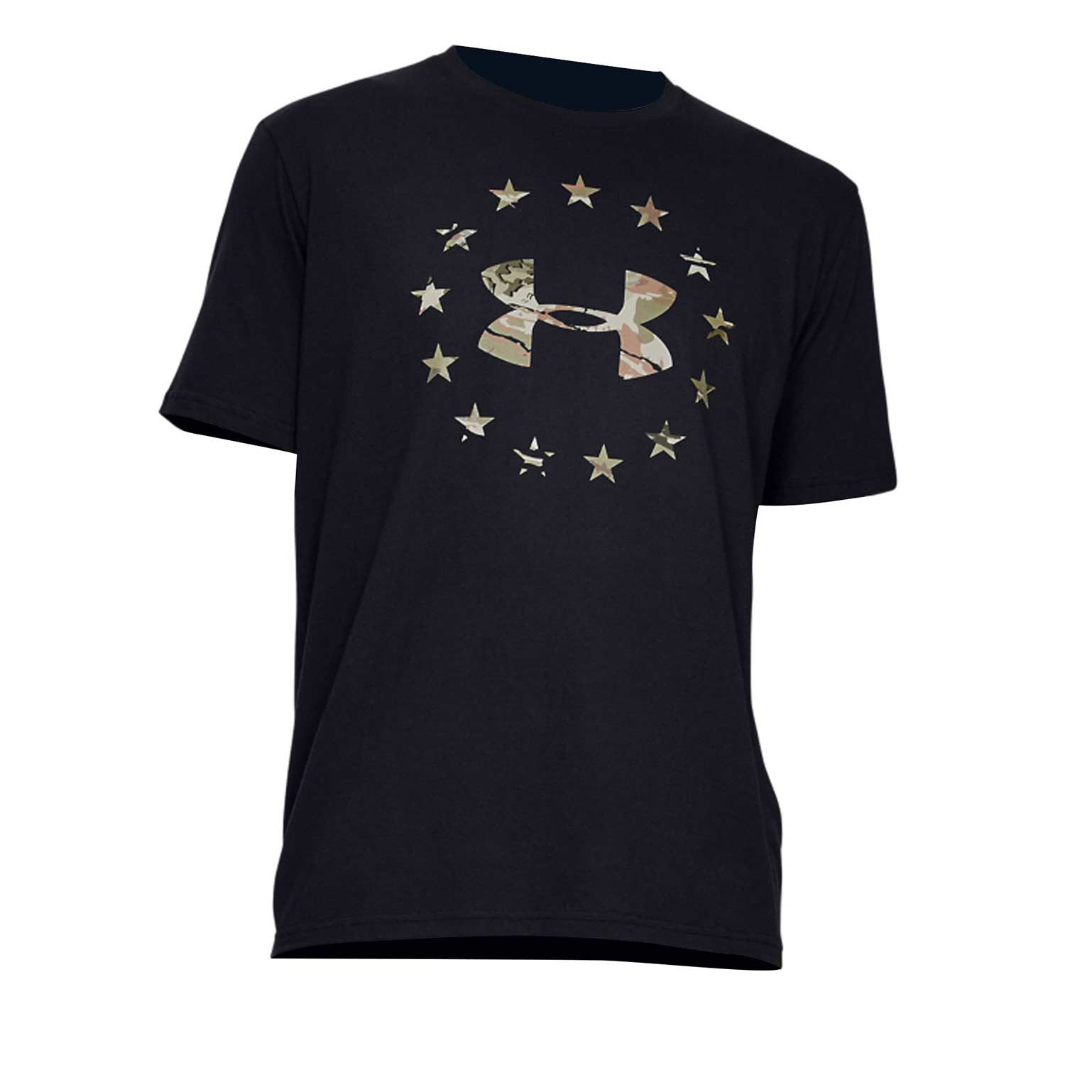 Under Armour Freedom Camo Graphic T-Shirt
