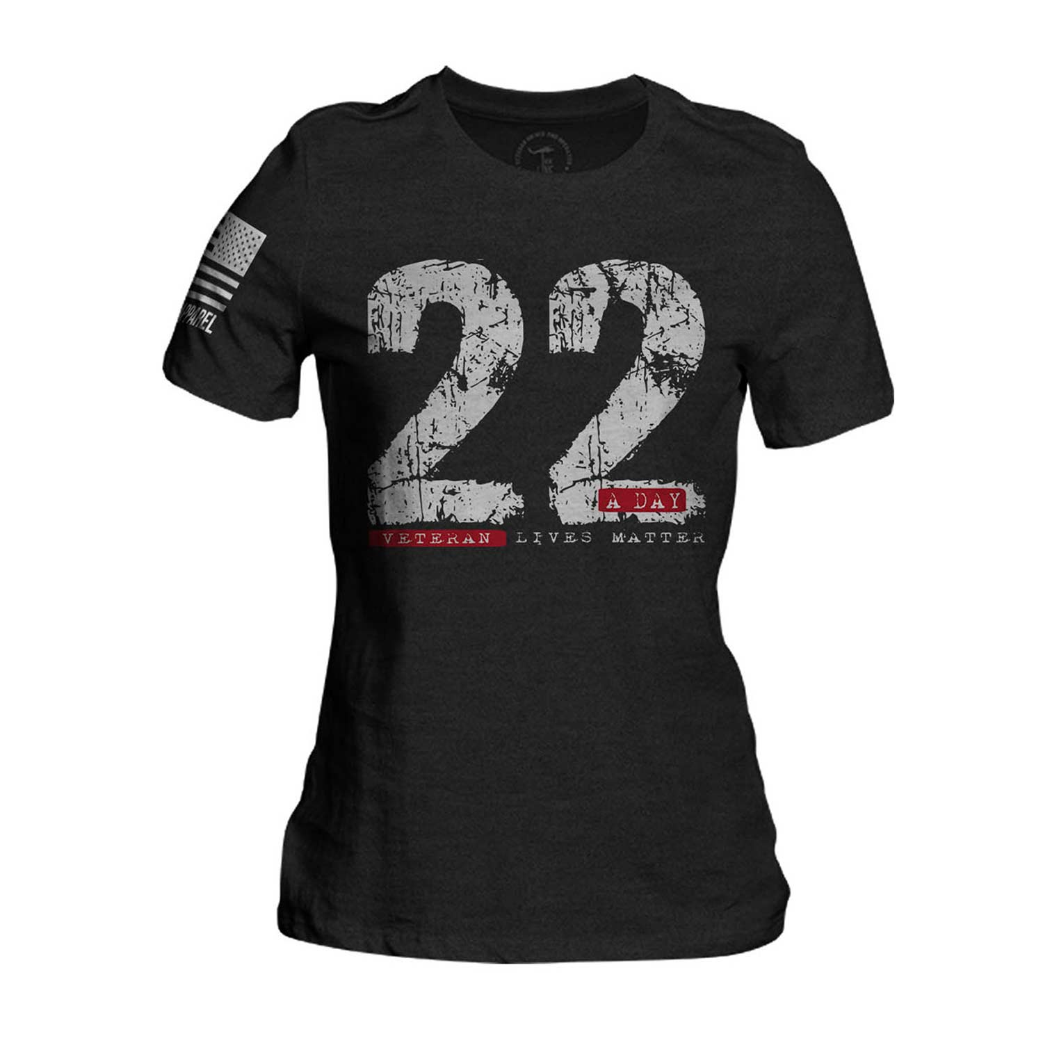 Nine Line Women's 22 A Day T-Shirt