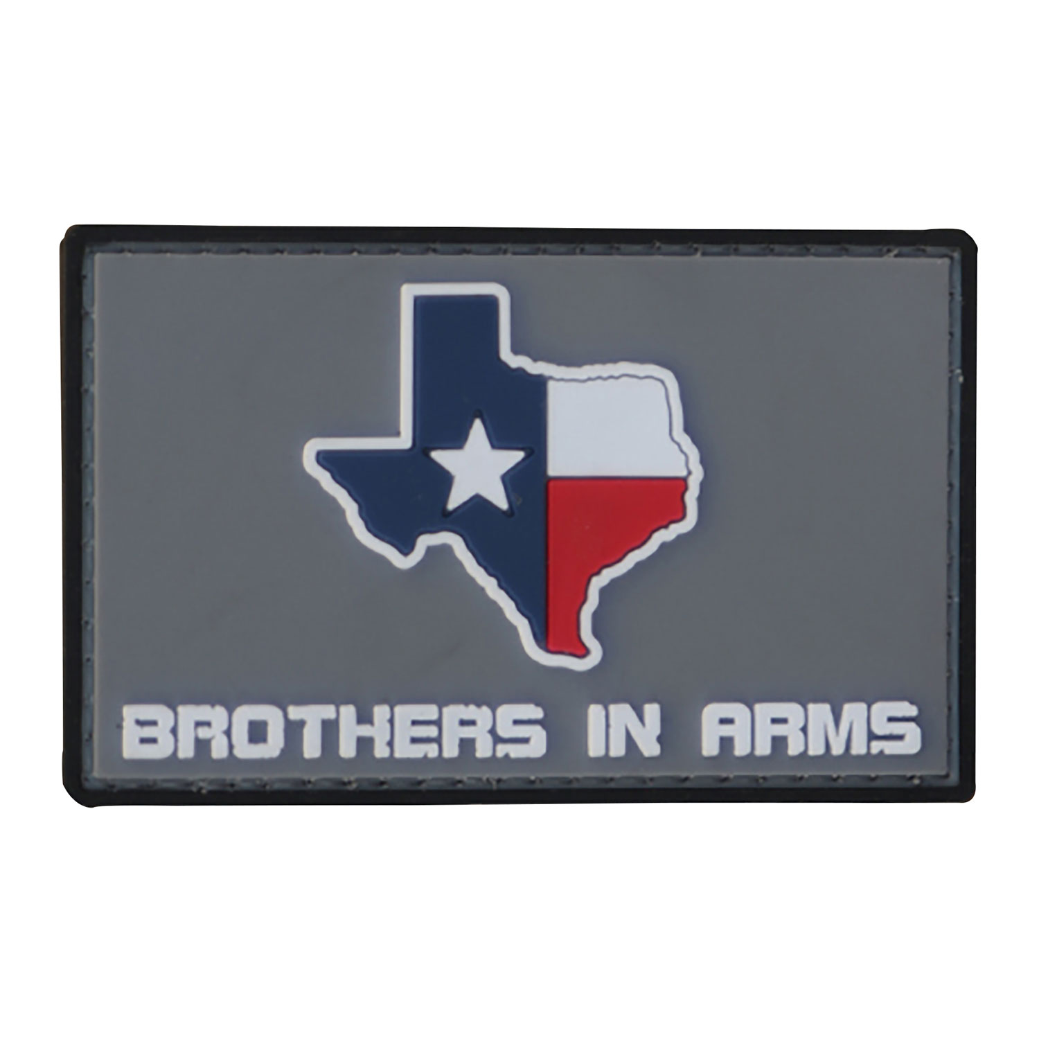 Nine Line Texas Brothers in Arms PVC Morale Patch