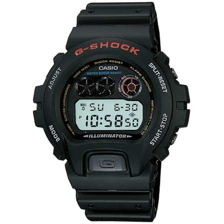 Casio DW6900-1V G-Shock Classic Watch