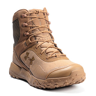Under Armour Military Boots, Combat