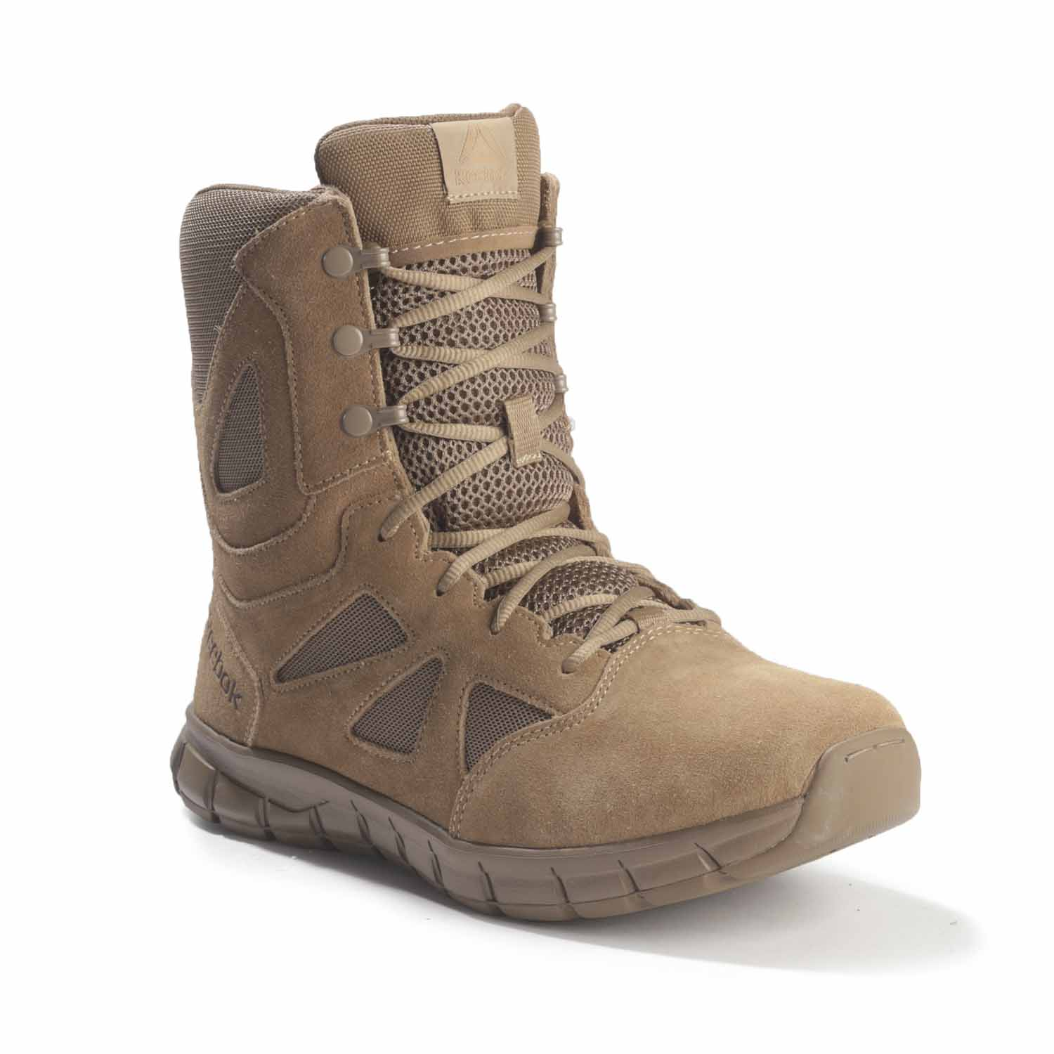 "Reebok Duty Sublite Cushion Tactical 8"" Boot (Coyote)"