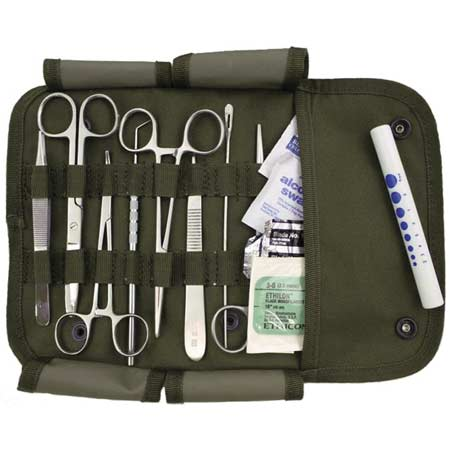 Elite First Aid Surgical Set