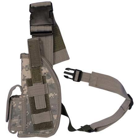 "Fox Tactical 5"" SAS Tactical Leg Holster"
