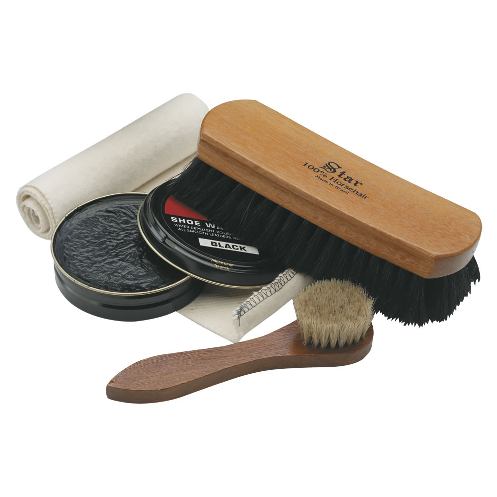 LawPro Deluxe Shoe Shine Kit