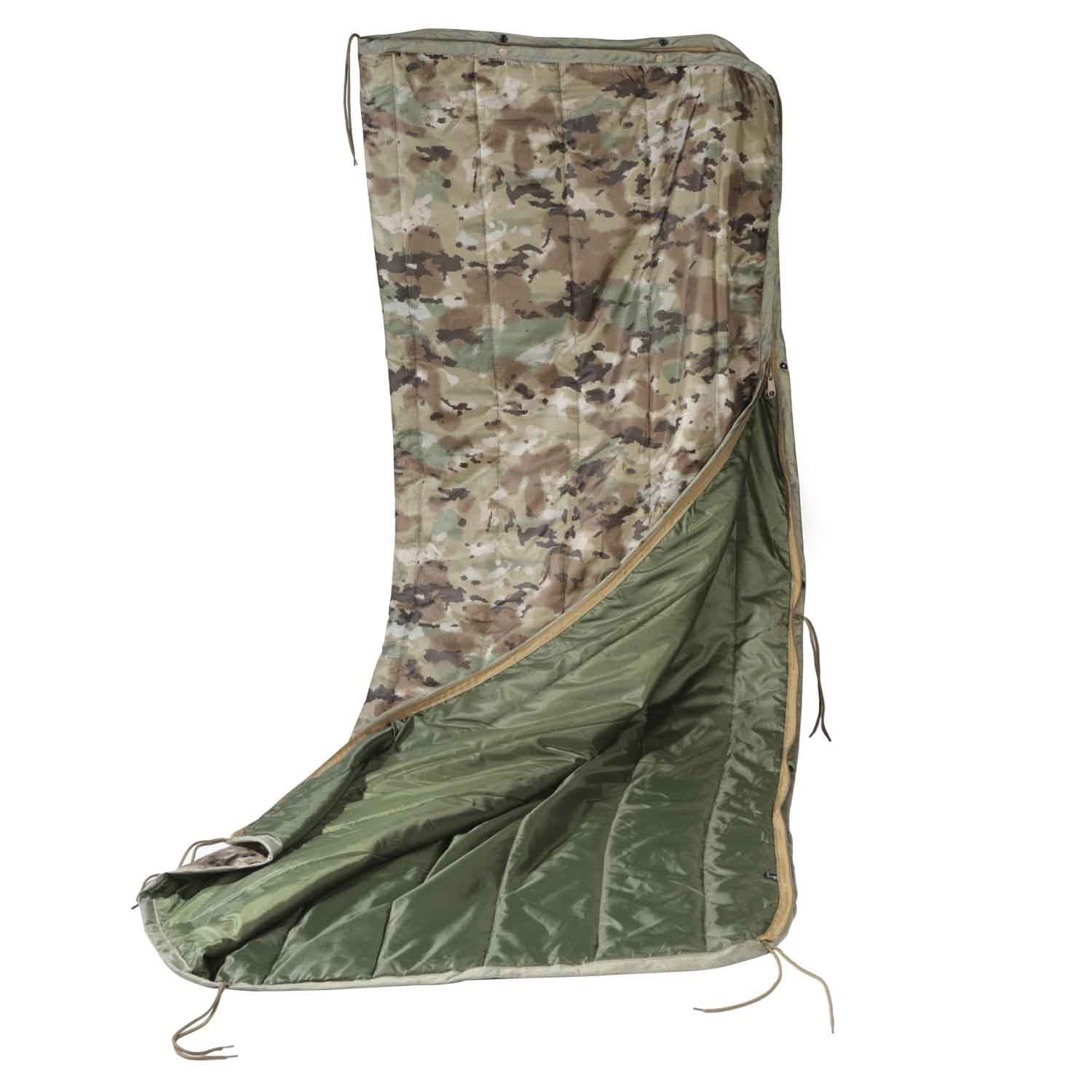 5ive Star Gear 3-N-1 Survival Woobie Blanket/Poncho Liner